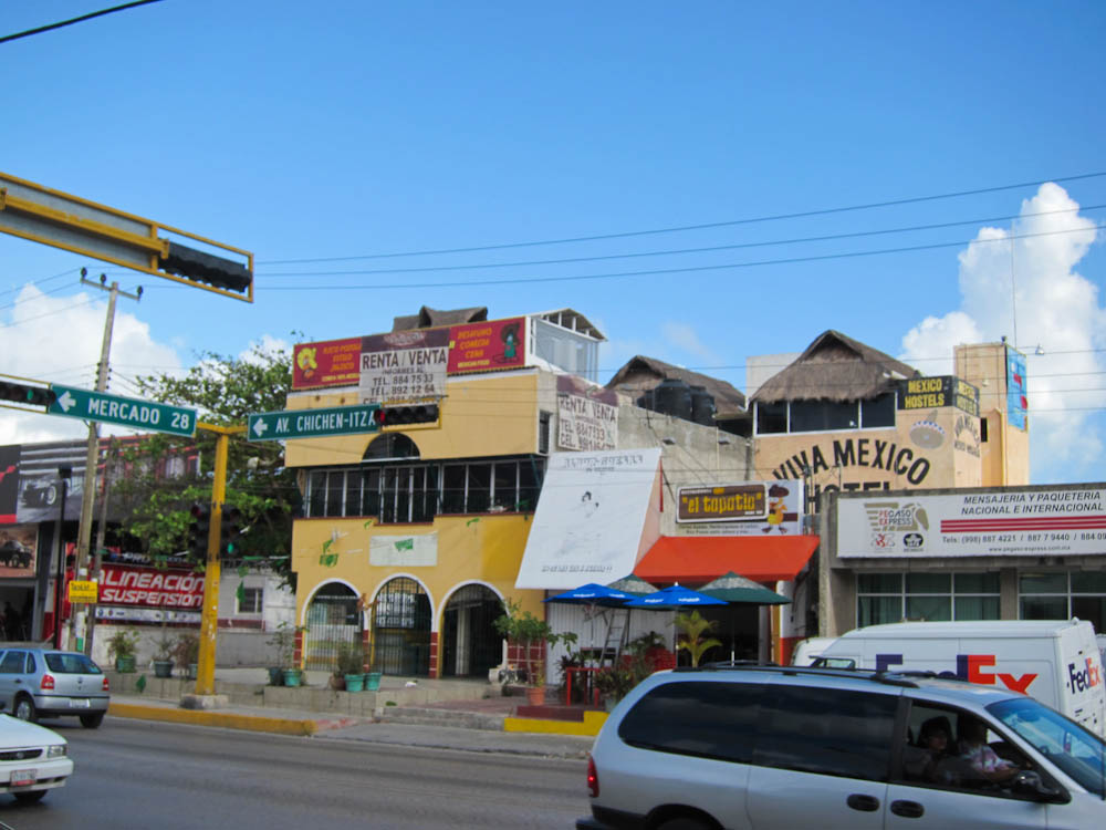 Getting From Cancun Airport To Hotel