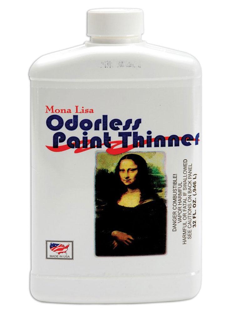 Odorless Oil Paint Thinner
