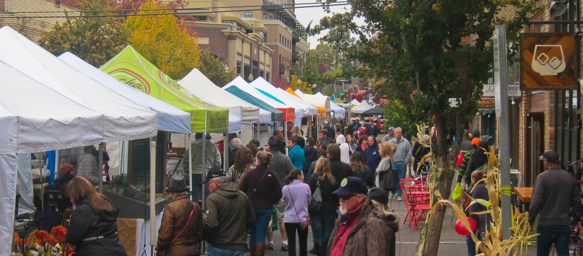 Bend Street Fair