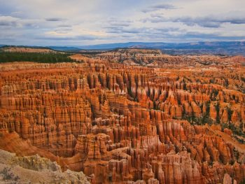Cedar Breaks National Monument & Bryce Canyon National Park