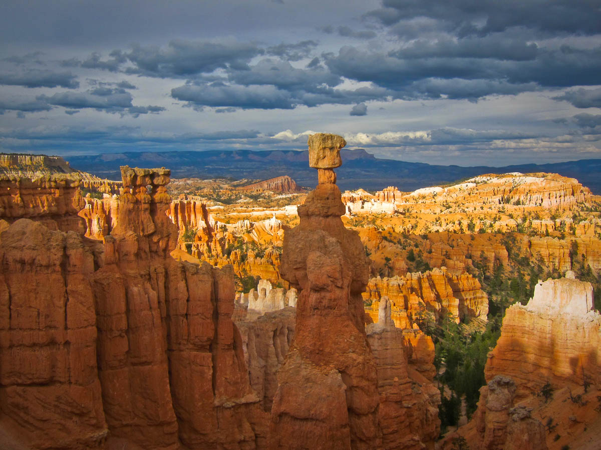 Thor's Hammer in Bryce