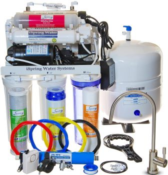 I-Spring 6-Stage Water Filtration System