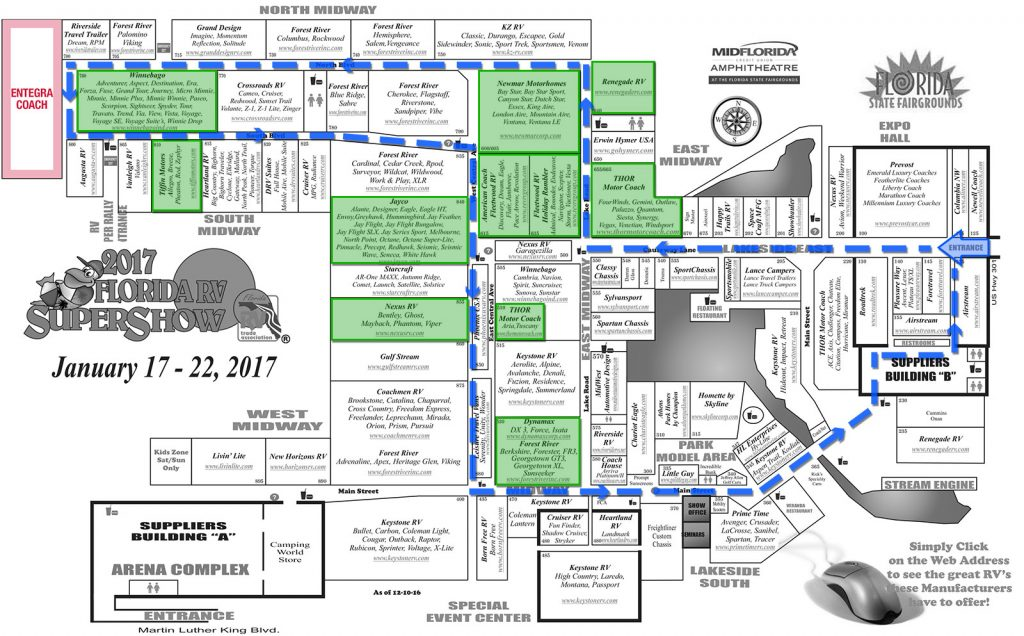 2017-Florida-RV-SuperShow-walking-map